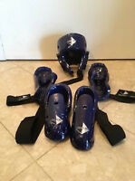 Sparring Equipment Full Set