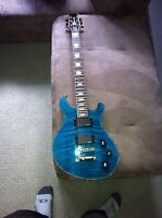 Charvel with hard schell case