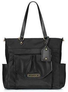 Juicy Couture Black Diaper Bag a105b1fc82