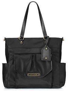 Juicy Couture Black Diaper Bag