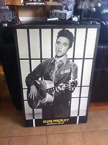 Vintage Elvis Presley LED Poster Boards