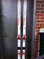 Ski Head - Fixation Salomon