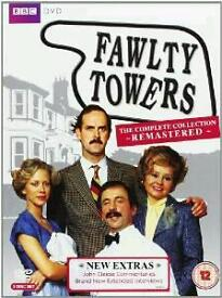 FAULTY TOWER'S COMPLETE DVD COLLECTION NEW UNOPENED