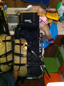 New Price Reebok Premier Series II Pro Goalie Pads 36 +2 Kingston Kingston Area image 3