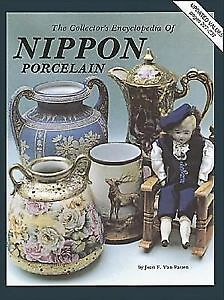 Nippon porcelain price guide / book / encyclopedia, colour.