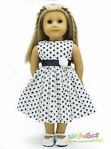 8e3f8bf9463 American Girl Doll Summer Clothes