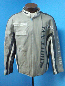 SCHOTT NYC MOTORCYCLE JACKET - TITAN SERIES