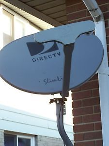 satellite dish installations, used dishes/parts for sale