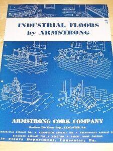 Vtg-Armstrong-Cork-Floor-Tile-Catalog-Brochure-Asbestos