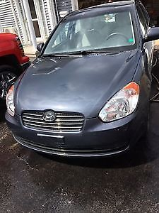 2010 Hyundai Accent Base Sedan 4800OBO