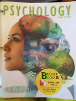 Psychology by David G. Myers (10th Edition) + New Study Guide