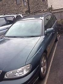 Vauxhall Omega Estate 2.5 V6 Auto