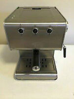 STAINLESS STEEL EXPRESSO CAPPUCHINO MAKER