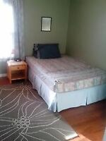 nice clean furnished room in a furnished house