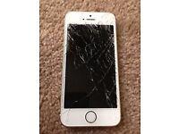 I phone 5 s spares repairs £30 ono