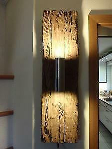 lampen aus holz g nstig online kaufen bei ebay. Black Bedroom Furniture Sets. Home Design Ideas