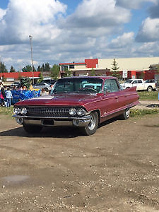"""*PRICE REDUCED* 1961 Cadillac """"20 foot special"""""""