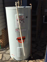 2007 40 gallon hot water heater