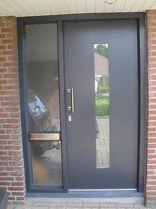 Kosten nieuwe voordeur met kozijn