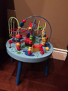 Hape Ocean Wonders Bead Maze Infant table