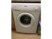 23 Bush A126Q 6kg 1200 Spin White A+ Rated Washing Machine 1 YEAR GUARANTEE FREE DEL N FIT