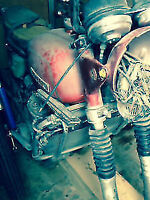 Suzuki Gt750, Waterbuffalo parts for years, 72,75,76