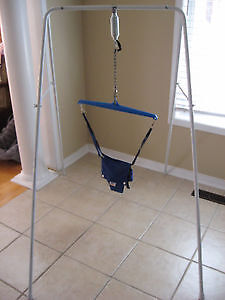 Jolly Jumper on a Stand like new only used once