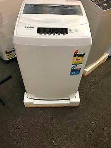 """BRAND NEW 7KG TURBOLINE TOP LOAD WASHER- """" CHULLORA ON FIRER """" Homebush Strathfield Area Preview"""