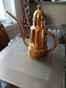 New pure copper big coffee maker pot