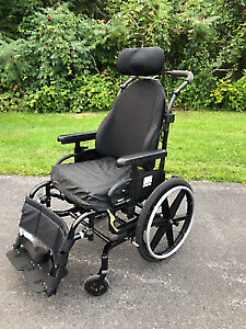 Reclining Wheelchair Comes With ROHO cushion