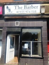 Barber Shop Keppochhill Road, Springburn Available Now
