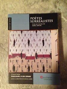 Poètes surréalistes Étude des oeuvres Marc Lavoie
