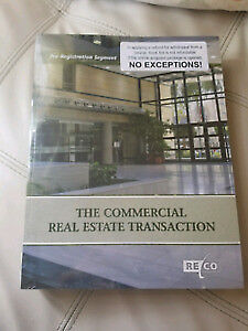 OREA Commercial Real Estate Actual Exam Set with notes