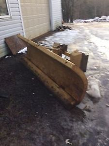 8ft Hydraulic Angle Plow