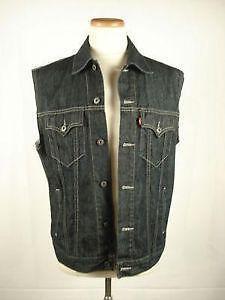 Mens Blue Jean Jacket