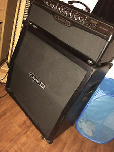 Line 6 Spider IV 150W Head and 4X12 Cab