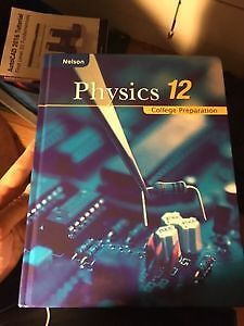 Nelson Physics 12 College Preparation