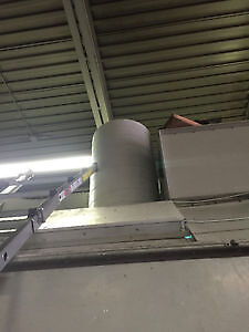 Spray Booth Exhast tube