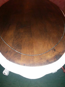 Antique French Provincial Coffee Table Kitchener / Waterloo Kitchener Area image 4