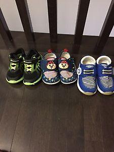 Boy's shoe, size 6 - 6.5