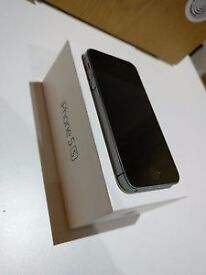 iphone 5s in black