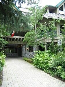 Whistler Vacation Club at Twin Peaks April 14 to 22
