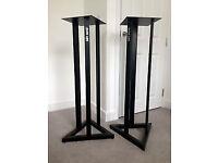 Quiklok BS342 Height Near-Field Monitor / Speaker Stands (Pair)