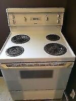 Good condition stove for sale