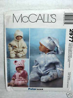 McCall's 2977 New Sewing Pattern