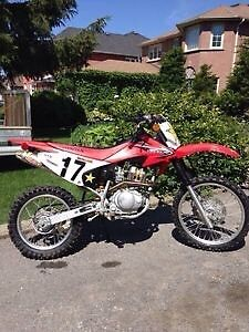 Looking for Crf150