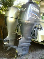 *** four stroke honda - yamahas & boats, lots go to NL **