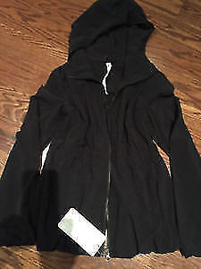 Lululemon Belle Jacket Black 8 I Ship