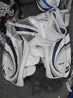 "Rbk Ice Hockey Pads And Trapper 28""+1"""