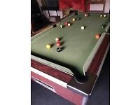 Pub type old pool table WANTED HAMPSHIRE
